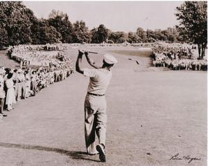 Ben Hogan - Always striving for perfection